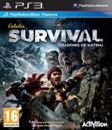 Игра Cabela's Survival: Shadows of Katmai с поддержкой PS Move для Sony PS3