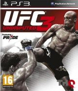 Купить игру UFC Undisputed 3 (PS3) USED Б/У на Playstation 3 диск
