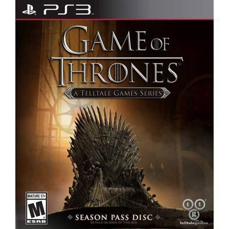 Game of Thrones: A Telltale Games Series Русская Версия (PS3)