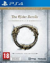 Купить Игру The Elder Scrolls Online: Tamriel Unlimited (PS4) на Playstation 4 диск
