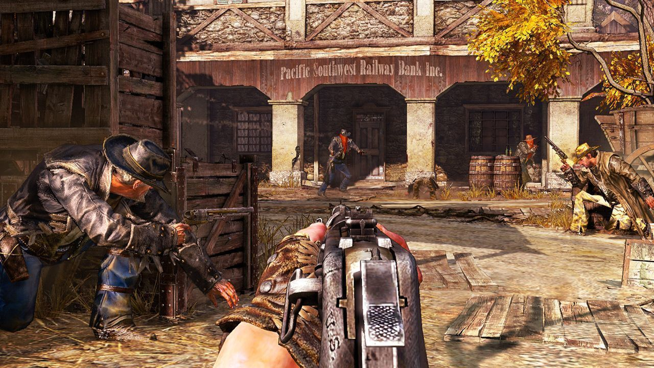 Call of Juares: Gunslinger (Switch)