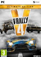V-Rally 4 Ultimate edition Русская Версия Box (PC) для Игры