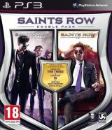Saints Row Double Pack: The Third And IV Incl. 40 DLC Packs (PS3)