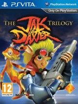 Игра The Jak And Daxter Trilogy (Трилогия)  Русская Версия (PS Vita) для Sony PlayStation Vita