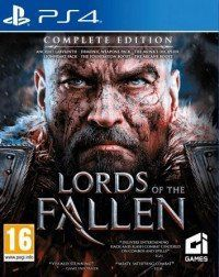 Купить Игру Lords of the Fallen Complete Edition (PS4) на Playstation 4 диск