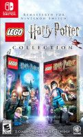 Купить игру LEGO Harry Potter Collection (Switch) диск