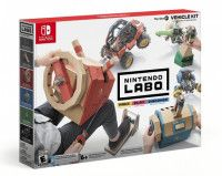 Игра Nintendo Labo Vehicle Kit (набор Транспорт) (Switch) для Nintendo Switch