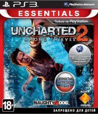 Купить игру Uncharted: 2 Among Thieves Русская Версия (PS3) для Sony Playstation 3