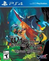 Купить Игру Witch and The Hundred Knight Revival Edition (PS4) на Playstation 4 диск