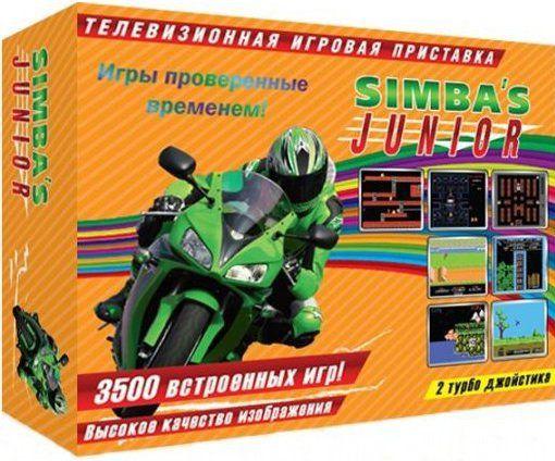 Игровая приставка Simba's Junior (3500 встр. игр)