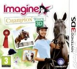 Купить игру Imagine Champion Rider 3D (Nintendo 3DS) на 3DS