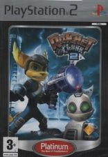 Ratchet and Clank 2 Platinum (PS2)