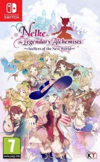 Nelke and the Legendary Alchemists: Ateliers of the New World (Switch)