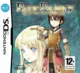 Игра Rune Factory: A Fantasy Harvest Moon (DS) для Nintendo DS