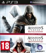 Игра Assassin's Creed: Откровения (Revelations) Русская версия для Sony PS3