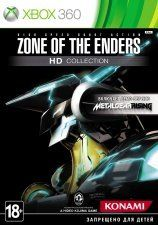 Купить Игру Zone of the Enders HD Collection (Xbox 360/Xbox One) на Microsoft Xbox 360 диск