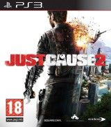 Купить игру Just Cause 2 (PS3) на Playstation 3 диск
