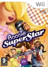 Купить игру Boogie Superstar (Wii/WiiU) на Nintendo Wii диск