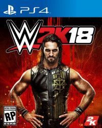 Игра WWE 2K18 (PS4) Playstation 4