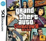 Игра GTA: Grand Theft Auto: China Town Wars (DS) для Nintendo DS