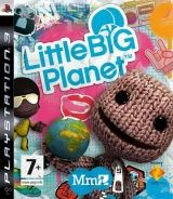 Купить игру LittleBigPlanet (PS3) USED Б/У для Sony Playstation 3