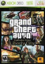 GTA: Grand Theft Auto 4 (IV): Episodes From Liberty City (Xbox 360) для Игры
