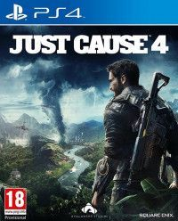 Игра Just Cause 4 Русская Версия (PS4) Playstation 4