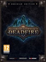 Pillars of Eternity 2: Deadfire Издание Obsidian Русская Версия Box (PC)