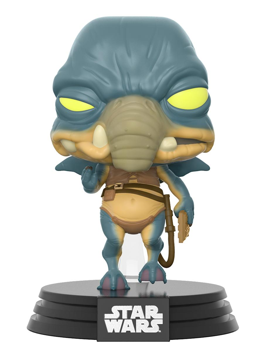 Фигурка Funko POP! Bobble: Звёздные Войны (Star Wars): Уотто (Watto) (Disney Exclusive GC 37666) 9,5 см