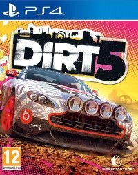 Игра DiRT 5 (PS4/PS5) Playstation 4