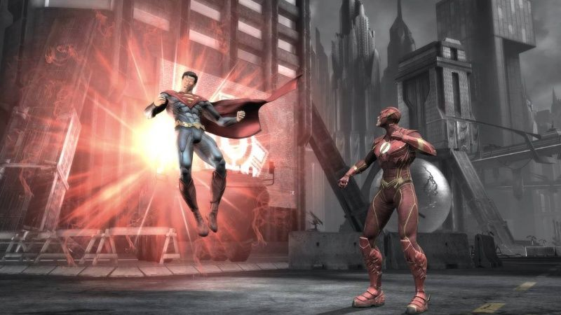 Injustice: Gods Among Us Ultimate Edition Русская Версия (PS Vita)