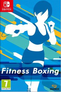 Купить игру Fitness Boxing (Switch) диск
