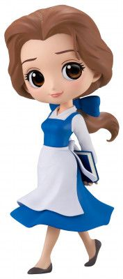 Фигурка Banpresto Q posket Disney Characters: Белль канстри стайл (Нормальный цвет) (Belle Country Style (A Normal color)) Красавица и чудовище (Beauty and the Beast) (35682) 14 см