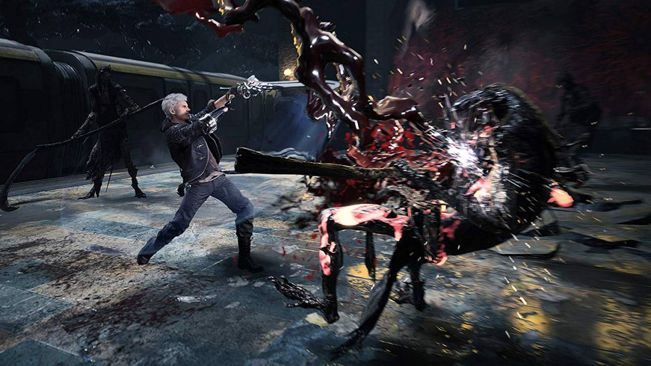 DmC Devil May Cry: 5 (V) Русская Версия (Xbox One)
