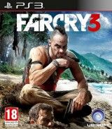Купить игру Far Cry 3 (PS3) на Playstation 3 диск
