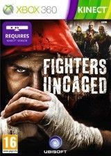 Fighters Uncaged для Kinect (Xbox 360) USED Б/У