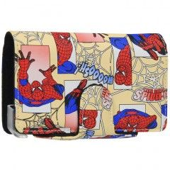 Чехол Spider-Man Cartoon Case + Стилус