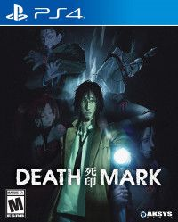 Купить Игру Death Mark (PS4) на Playstation 4 диск
