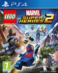 LEGO Marvel: Super Heroes 2 (PS4)