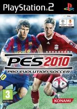 Pro Evolution Soccer 2010 (PES 10) (PS2)