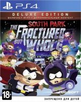 Купить Игру South Park: The Fractured but Whole. Deluxe Edition Русская Версия (PS4) на Playstation 4 диск
