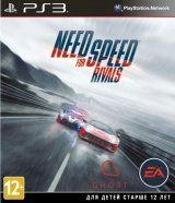 Need for Speed: Rivals Русская Версия (PS3) USED Б/У