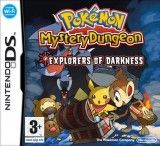 Игра Pokemon Mystery Dungeon: Explorers of Darkness (DS) для Nintendo DS