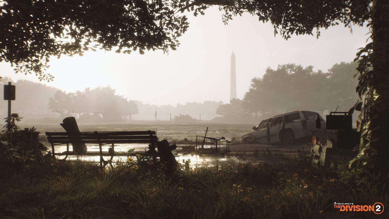 Tom Clancy's The Division 2: Washington. D.C. Edition Русская Версия (Xbox One)