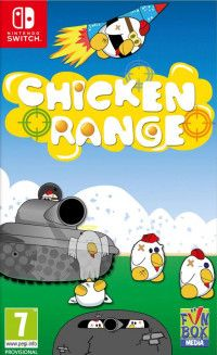 Купить игру Chicken Range (Switch) диск
