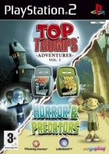Купить Игру Top Trumps: Horror and Predators (PS2) для Sony PS2 диск