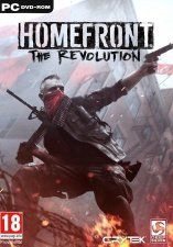 Homefront: The Revolution Русская Версия Box (PC)
