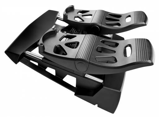 Дополнительные авиа-педали Thrustmaster T. Flight Rudder Pedals (THR37) WIN/PS4/Xbox One