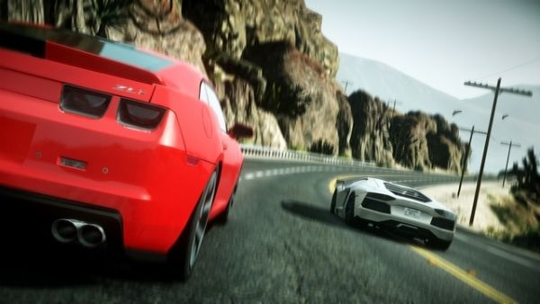 Купить игру Need for Speed The Run (Wii/WiiU) на Nintendo Wii диск