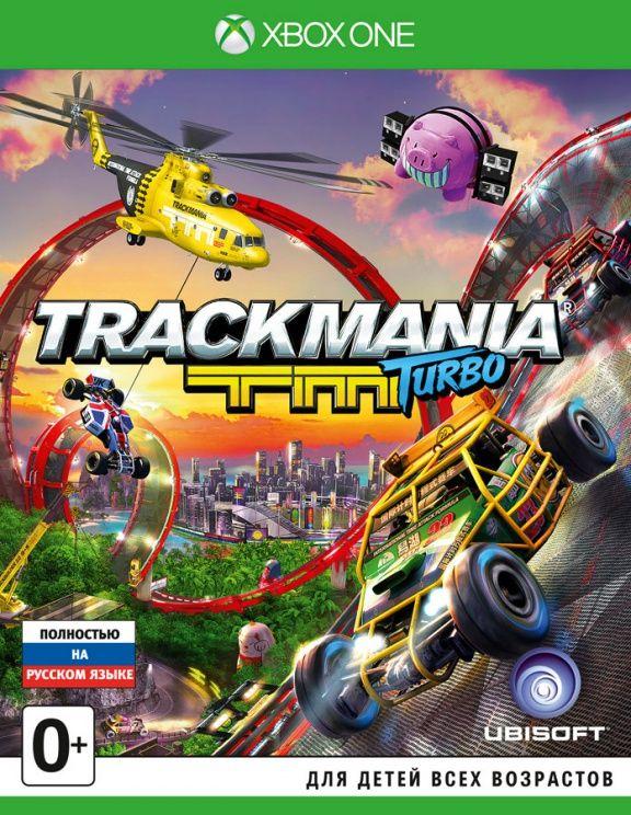 Trackmania Turbo Русская Версия (Xbox One)